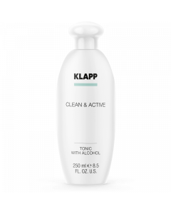 Clean & Active - Tonic with Alcohol