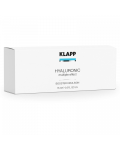 Hyaluronic - Booster Emulsion