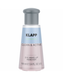 Clean & Active - Eye Make-up Remover
